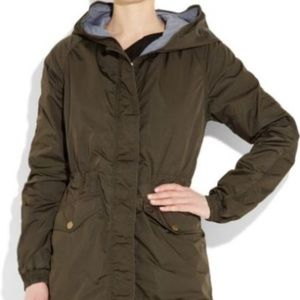 Duvetica Pure Goose Down Army Green Jkt. Sz IT40.